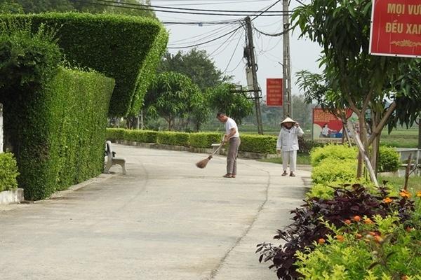 Hà Tĩnh huy động hơn 1.405 tỷ đồng xây dựng nông thôn mới