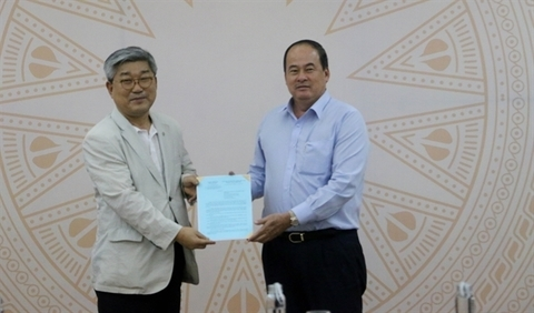 Korean firm to develop $900-million smart IP in An Giang