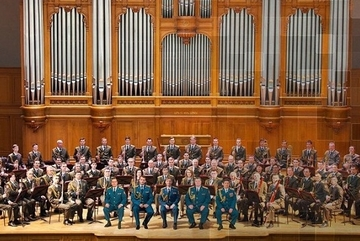 Russian military band to premier in Vietnam in December