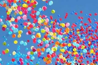 Thảm họa từ việc thả hàng triệu quả bóng bay lên trời