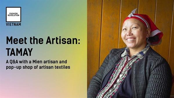 Sa Pa,Phìn Village,Mông embroidery,'Meet the Artisan' event,Vietnam culture