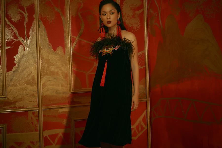 Chuyện tình công tử với giai nhân đất Bắc được kể bằng thời trang