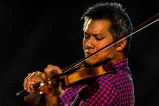 """Night of Tchaikovsky"" to feature Vietnamese-French violinist Pham Vinh"