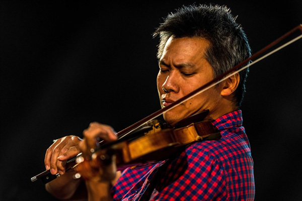 'Night of Tchaikovsky' to feature Vietnamese-French violinist Pham Vinh