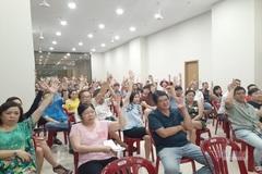 Dân chung cư 5 sao tung chiêu cuối 'đấu' với chủ đầu tư Phát Đạt