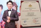 Trấn Thành lên tiếng về giải thưởng gây tranh cãi ở Liên hoan phim Việt Nam