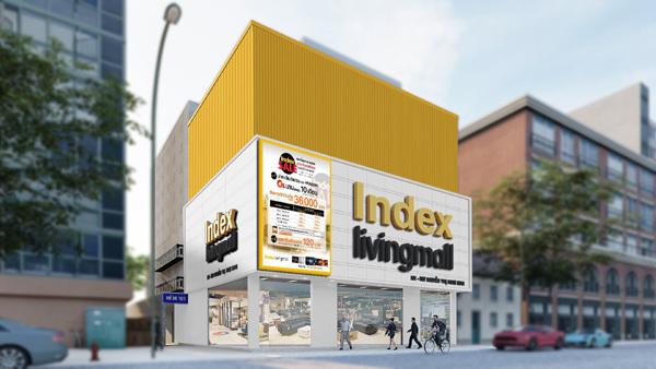 Trang hoàng không gian sống tinh tế với Index Living Mall
