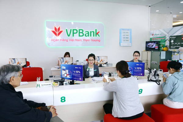VPBank 4 năm liên tiếp vào Top ngân hàng tư nhân lớn nhất Việt Nam