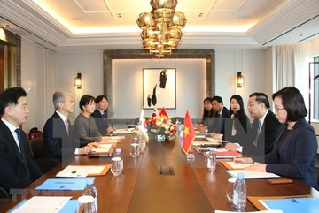 Vietnam, RoK agree to co-finance joint research projects