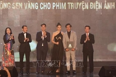 "Film on traditional theatre genre of 'cai luong' wins ""VN Oscar"""