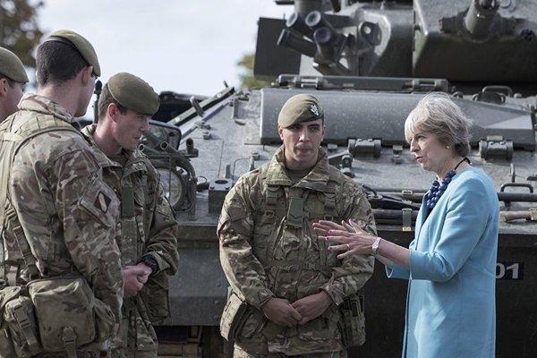 Anh, Pháp muốn đưa lính vào 'thế chân' Mỹ ở Syria