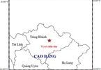 Hanoi hit again by Cao Bang earthquake