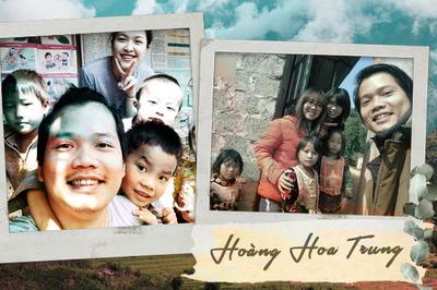 Chàng trai Hà Nội nhặt ve chai, xây trường, nuôi ăn cho trẻ vùng cao