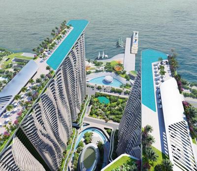 Cơ hội tận hưởng kỳ nghỉ dưỡng sang chảnh 'như sao' ở Nha Trang