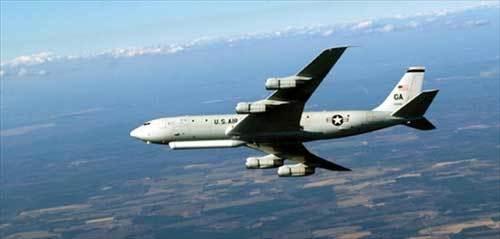 Máy bay do thám Mỹ chao lượn trên bán đảo Triều Tiên