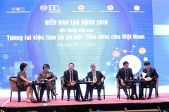 Job quality remains a challenge for Vietnam: ILO