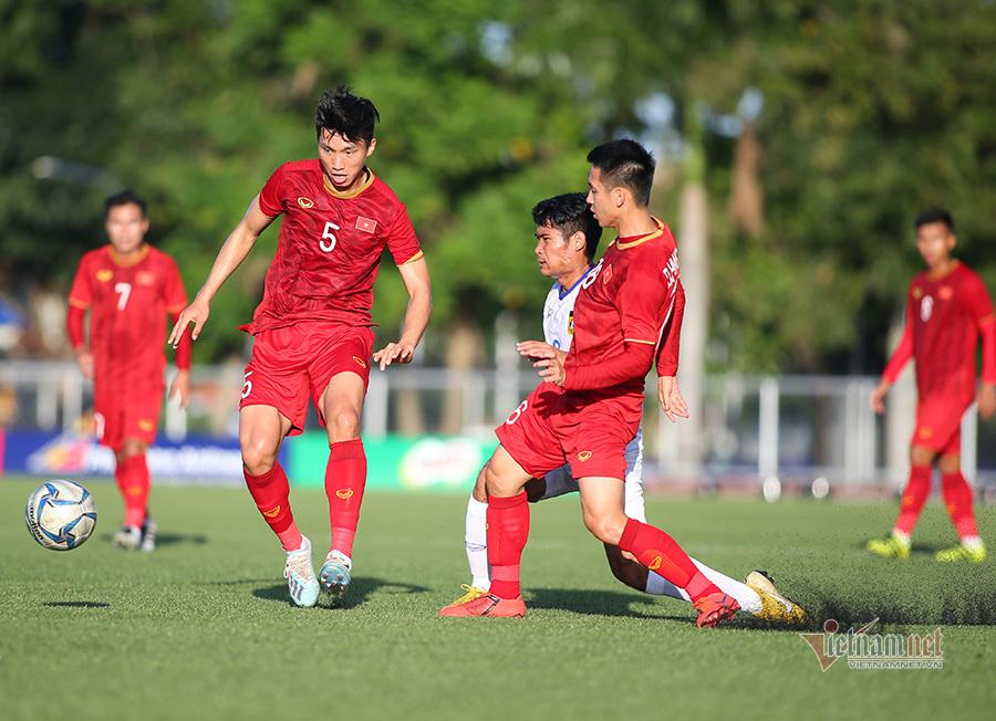 HLV Park Hang Seo: 'U22 Việt Nam dồn hết sức thắng Indonesia'