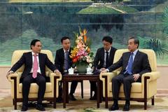 Thứ trưởng Ngoại giao Việt - Trung đàm phán về biên giới lãnh thổ
