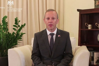 UK envoy says to visit families of truck victims