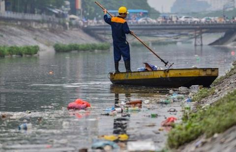 To Lich,Red River,pollution,Vietnam environment