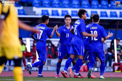 Video bàn thắng U22 Thái Lan 7-0 U22 Brunei