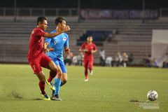 Video bàn thắng U22 Indonesia 2-0 U22 Singapore
