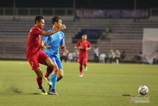Video bàn thắng U22 Indonesia 2-0 U22 Singapore