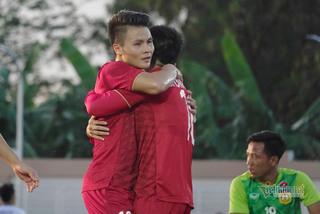 """Báo Thái Lan: """"U22 Việt Nam vượt trội về sức mạnh"""""""