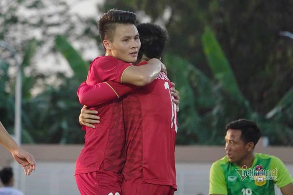 """AFC: """"Quang Hải bản lĩnh, U23 Việt Nam đủ sức vô địch"""""""