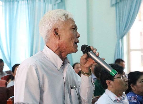 Ông Võ Văn Thưởng: Lãnh đạo là để giải quyết vấn đề của dân