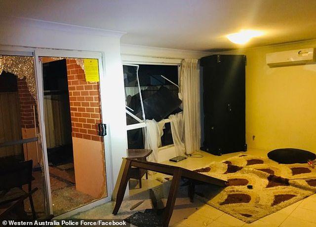 Khách ý thức kém, tiệc tùng rồi phá nát nhà trọ gây thiệt hại hơn 800 triệu