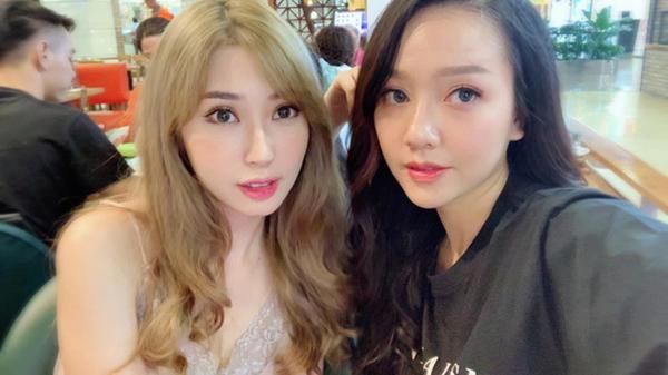 Băng Di lên tiếng về tin đồn Khổng Tú Quỳnh bị bạn trai bỏ vì 'đi khách'