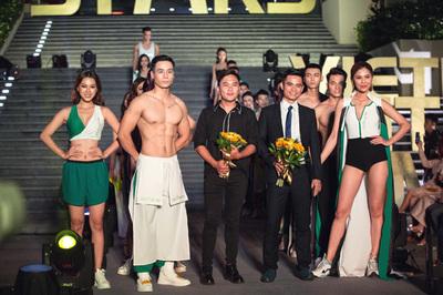 Cao Xuân Tài cực chất trong trang phục thể thao ICADO Thế giới đồ tập