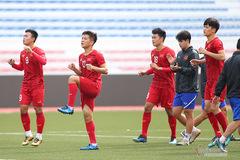 HLV Park Hang Seo nhận tin vui, tập kín chờ đấu Indonesia