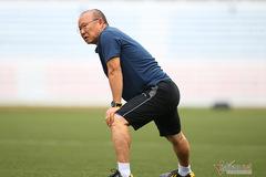 HLV Park Hang Seo làm điều bất ngờ trước quyết đấu Indonesia
