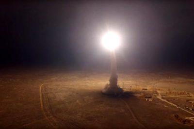 Xem Nga phóng tên lửa hạt nhân chiến lược phá mục tiêu xa 2.100km
