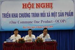 Bạc Liêu triển khai chương trình OCOP tại 7 huyện, thị xã, thành phố