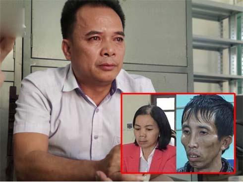 Chiến sỹ công an rơi nước mắt kể lại những tuyên bố lạnh gáy của 2 vợ chồng Công - Thu khi đứng gần thi thể nữ sinh giao gà