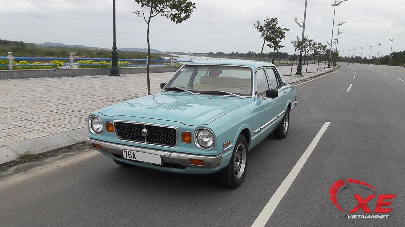 Ô tô Toyota đời 1978 cực hiếm bán giá 220 triệu tại Việt Nam