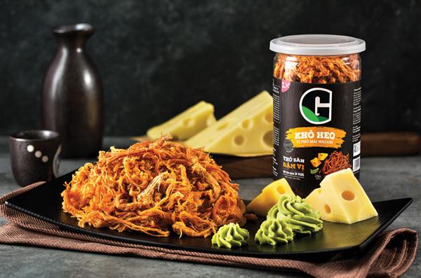 Thực đơn bữa ăn hiện đại từ thịt sạch G