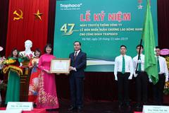 Traphaco nhận Huân chương Lao động hạng Nhất cho Công đoàn, Giải thưởng DN bền vững Việt Nam