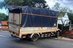 Công an truy đuổi hơn 20km bắt kẻ trộm xe tải giữa ban ngày