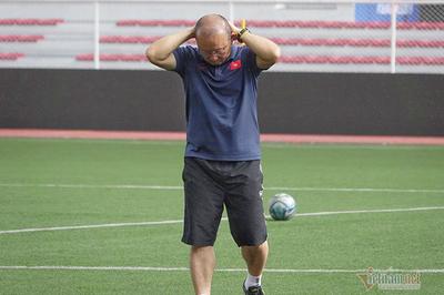U22 Việt Nam: Khi thầy Park phải làm điều hy hữu...