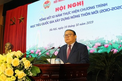 Hội Nông dân Việt Nam Tổng kết 10 năm thực hiện Chương trình xây dựng nông thôn mới