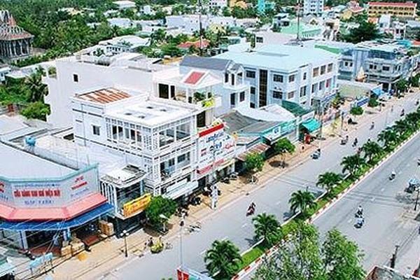 Huyện Đông Hải khang trang nhờ tích cực xây dựng nông thôn mới