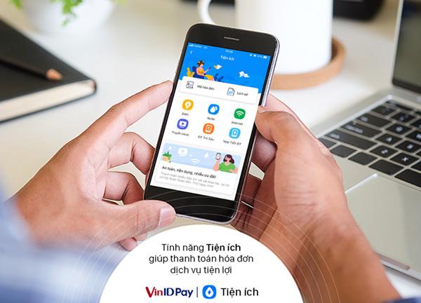 Thanh toán điện nước trên App VinID nhận ngay ưu đãi 500 ngàn đồng