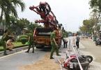 Người đàn ông bị xe bơm bê tông cán tử vong ở Đà Nẵng