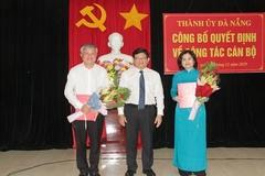 Đà Nẵng bổ nhiệm nhiều nhân sự chủ chốt