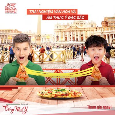 'Sống Như Ý' - món quà văn hóa, nghệ thuật, ẩm thực Italia