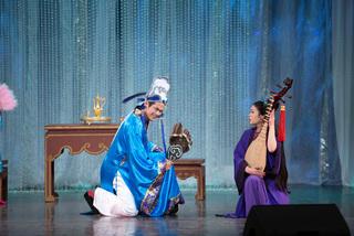 'Kiều' trên sân khấu âm nhạc Lam Phương tại TP.HCM